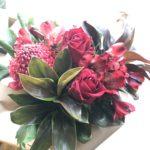 美容室に飾るお花