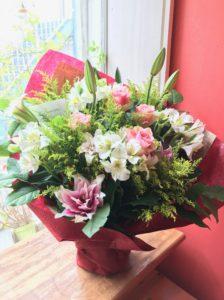 開店祝い花¥8.000