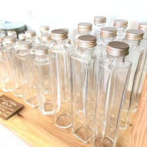 ハーバリウムガラス瓶