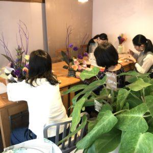 横浜お花教室