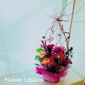 金沢区のおしゃれなお花教室