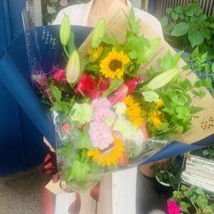 金沢区花屋 花束